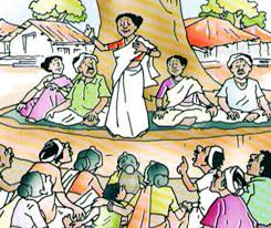Panchayat raj system headed by woman
